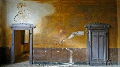 In una villa abbandonata nel Fiorentino spuntano gli affreschi di Galileo Chini