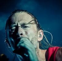 Thom Yorke, live solista a Firenze