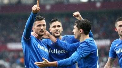All'ultimo minuto Thereau regala tre punti alla Fiorentina in trasferta contro il Torino
