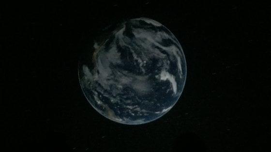 A spasso nell'universo tra mappe e pianeti in 3D: a Firenze il planetario è digitale