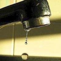 Firenze, la notte di lunedì 26 niente acqua dal rubinetto