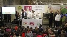 Minestrone e polpette    da chef per i bimbi:   in cucina c'è Vito Mollica  ft