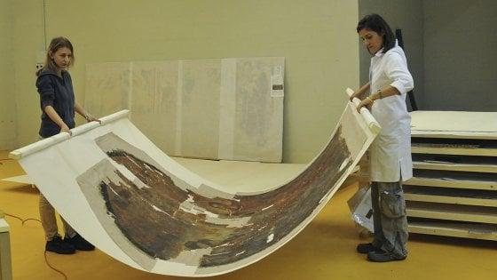 Firenze, 10 restauratori recuperano 260 opere danneggiate dal terremoto