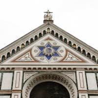 Firenze, al via i controlli alla facciata della basilica di Santa Croce