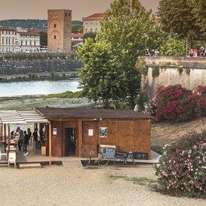 Firenze Lo Strano Caso Dello Spazio Estivo Sull Arno
