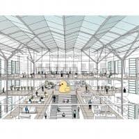 Artigianato, co-working, negozi e piazze: la nuova vita della Manifattura Tabacchi di Firenze