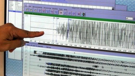 Terremoto a Monterotondo Marittimo: scossa di magnitudo 3.3, gente per strada