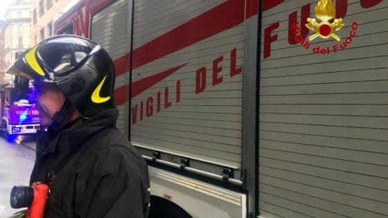 Firenze, rotto un tubo del gas, evacuata scuola e palazzo