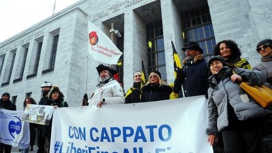 Massa Carrara, chiesto il processo a Cappato per Trentini