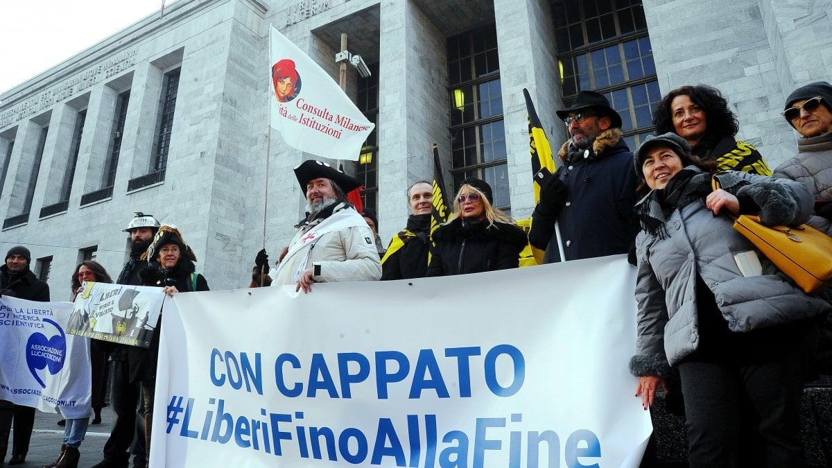 Richiesta di rinvio a giudizio per Marco Cappato e Mina