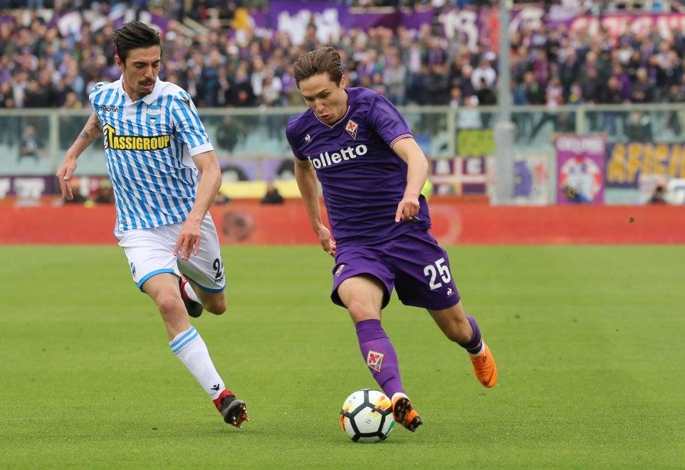 La striscia di vittorie della Fiorentina si ferma sul muro della Spal
