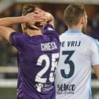 Fiorentina, Veretout non basta  Nella notte più pazza vince la Lazio