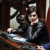 Pistoia, Boldrini in visita alla parrochia di Vicofaro: presidio di Forza