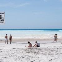 Rosignano, divieto di balneazione per l'enterococco