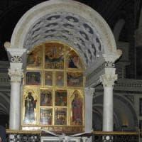 Firenze, restaurato il ciborio dell'abbazia di San Miniato