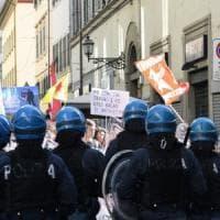 25 aprile, tensioni a Firenze: scarcerati i 4 manifestanti
