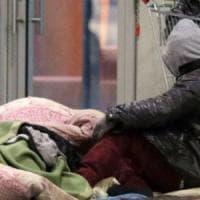 Firenze, 539 persone senza fissa dimora accolte durante l'emergenza freddo