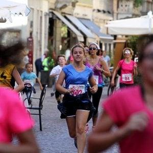 Firenze, una corsa per Michela, contro il femminicidio