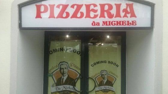 L 39 antica pizzeria da michele di napoli apre a firenze - L antica toscana cucine da incubo ...