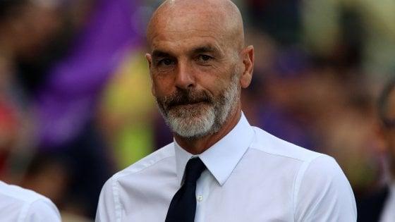 """Fiorentina, Pioli: """"Ho sempre creduto in questa squadra, proviamoci. Badelj? Vuole rimanere"""""""
