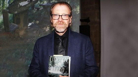 """Premio Von Rezzori, vince George Saunders con il romanzo """"Lincoln nel Bardo"""""""
