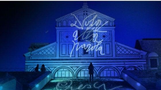 "A San Miniato al Monte ""Ad verbum lucis"""