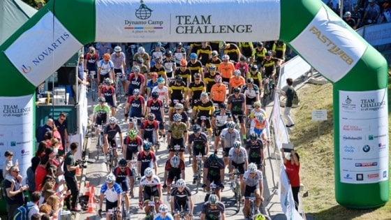 Tanto sport e una caccia al tesoro: torna la Dynamo Team Challenge