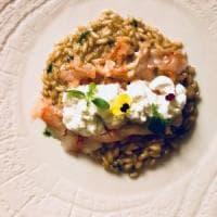 Eleganza e sperimentazione nella nuova cucina del Guelfi e Ghibellini
