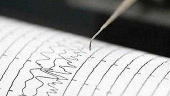 Scossa di magnitudo 2.2 nel Fiorentino