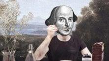 Al giardino dell'Iris: Shakespeare a colazione