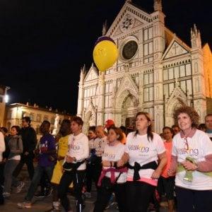 Firenze, torna la camminata notturna per le vie del centro storico