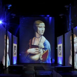 Da Vinci Experience e le mostre made in Firenze che sbarcano in Cina