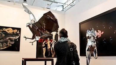 Arte contemporanea da tutto il mondo,  va in scena il Lucca Art Fair  foto