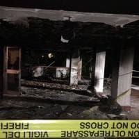 Pisa, incendio in un palazzo: evacuate 41 famiglie