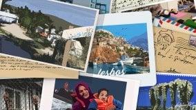 Cartoline da Lesbo: voci e storie dall'isola greca dei migranti  testi di ALLEGRA SALVINI immagini di VALENTINA INZAGHI DONTREE   Prima puntata  -  Seconda  -  Terza -    Quarta   -   Quinta  -  Sesta  -  Settima  -   Ottava - Nona