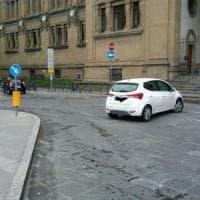 Firenze, sosta selvaggia: