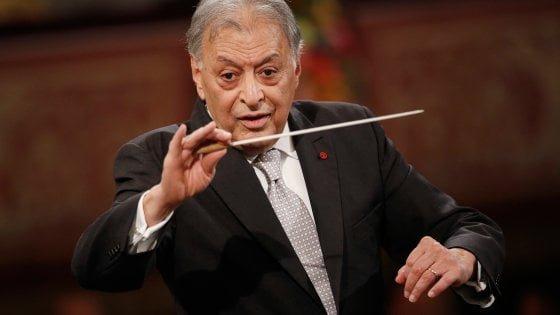 Firenze, Zubin Mehta annuncia il ritorno per due concerti sul podio del Maggio