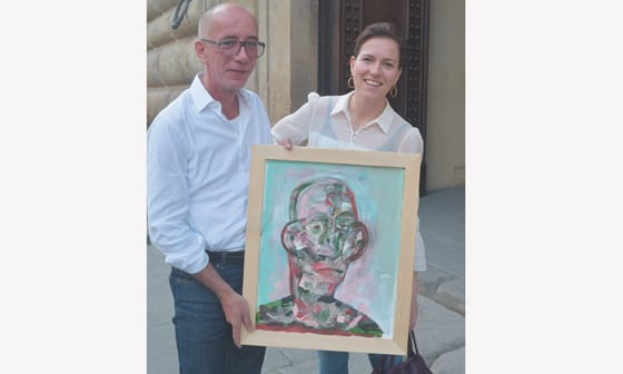 Firenze e l'arte contemporanea, un connubio ormai consolidato
