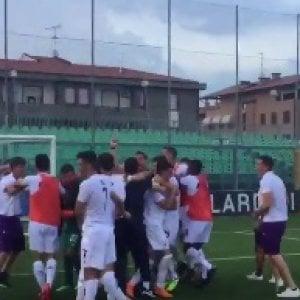 Calcio, la Fiorentina Primavera batte l'Atalanta e vola in finale