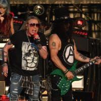 Firenze, Guns N'Roses: il Visarno si scatena con il rock