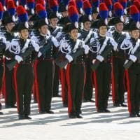 Carabinieri, Firenze, giuramento per 620 allievi marescialli. Nistri: