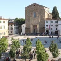 Firenze, Renzi e Nardella inaugurano la nuova piazza del Carmine