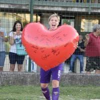 Calcio, le ragazze della Fiorentina Women's vanno in Champions