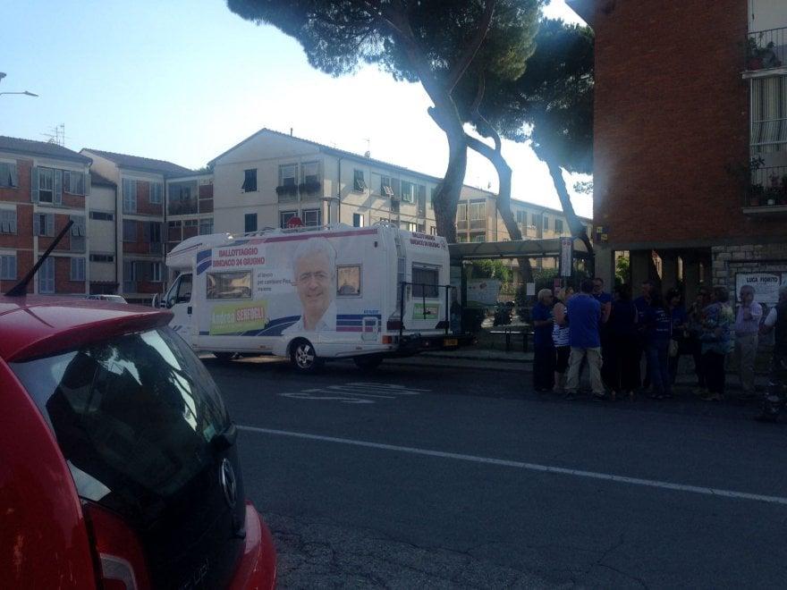 Pisa, il duello fra i candidati si gioca soprattutto nei quartieri popolari