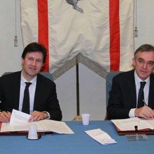 Il sindaco Nardella e il presidente della Toscana Enrico Rossi: lettera contro il razzismo
