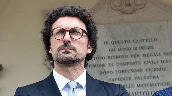 """Tav, il ministro 5 Stelle Toninelli: """"Forte impatto, valutiamo proposte alternative"""""""