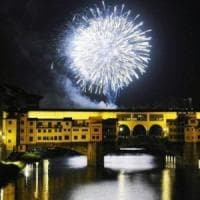 Firenze, fuochi
