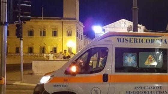 Maxi rissa a Pisa: denunciati aggressori barista, uno espulso