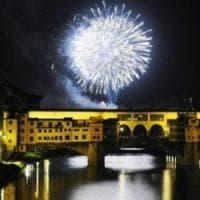 Firenze, fuochi di San Giovanni