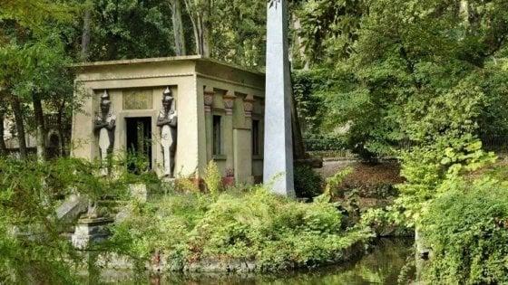Firenze, terminati i restauri del giardino del museo Stibbert